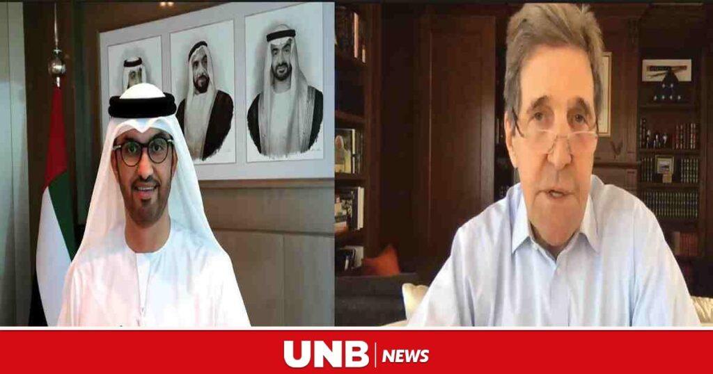 UAE, US special envoys discuss shared agenda for global climate progress